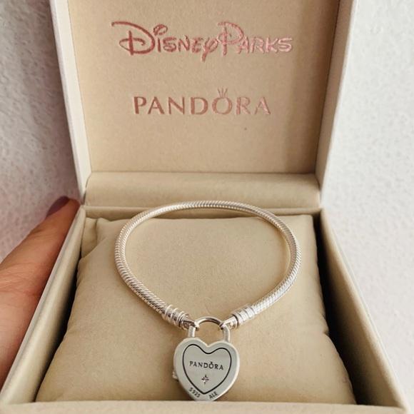 Fantasy Land Castle Heart Bracelet